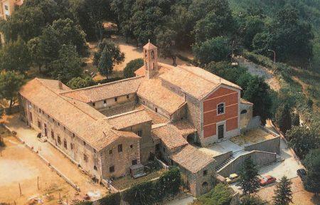 Klosteret Cappuccini di Tolfa