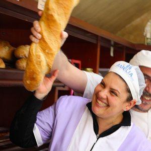 Fra bakeriet Armani – Cappuccini, Tolfa, Italia